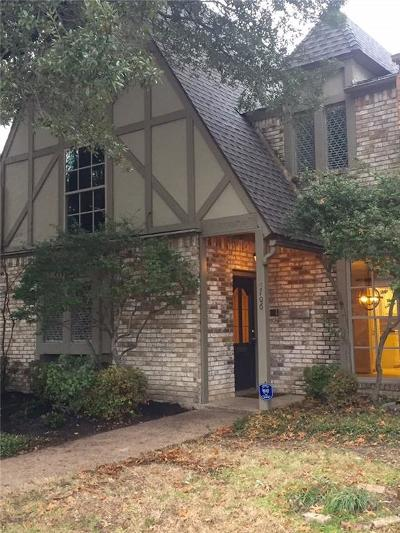 Townhouse Active Option Contract: 5106 Meadowcreek Drive