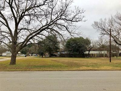Coolidge, Mexia, Mount Calm Residential Lots & Land For Sale: 403 S Bonham Street