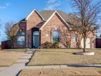 Prosper Single Family Home For Sale: 780 Huron Court