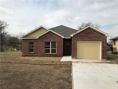 Dallas Single Family Home For Sale: 1707 E Ohio Avenue