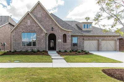 Little Elm Single Family Home For Sale: 824 Boardwalk Way