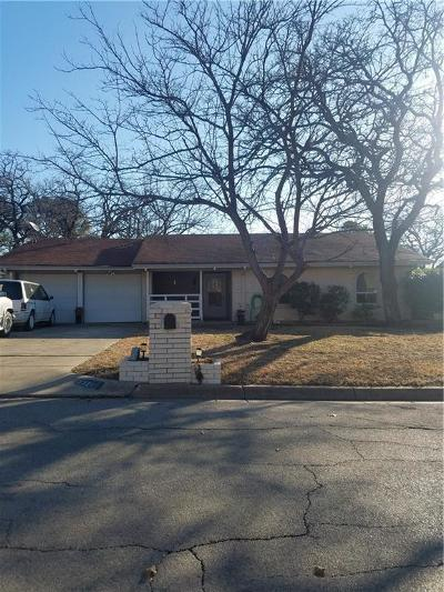 Forest Hill Single Family Home Active Option Contract: 7321 Folkstone Drive