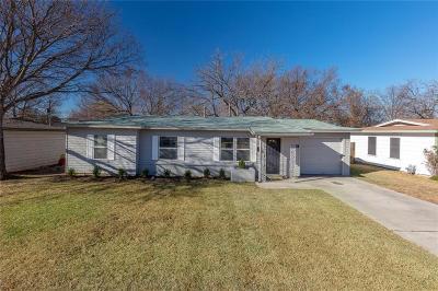 Haltom City Single Family Home For Sale: 3625 Eastridge Drive