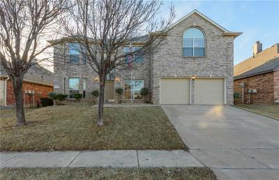 Fort Worth Single Family Home For Sale: 11617 Crystal Falls Drive