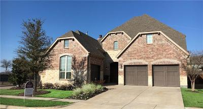The Colony Single Family Home For Sale: 3307 Linkwood