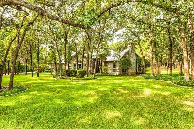 Southlake, Westlake, Trophy Club Single Family Home For Sale: 1218 Morgan Road