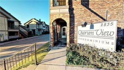 Carrollton Condo Active Option Contract: 2835 Keller Springs Road #107