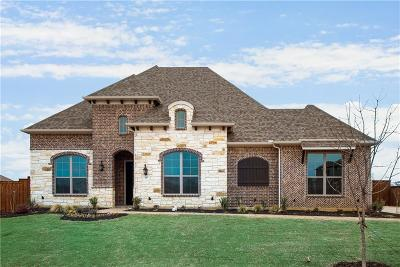 Hickory Creek Single Family Home For Sale: 107 Thoroughbred Drive