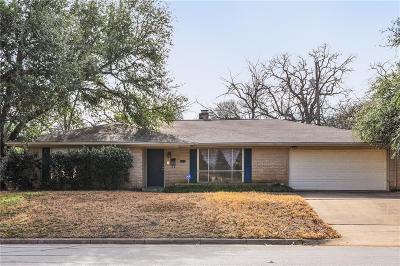 Arlington Single Family Home For Sale: 1504 Terrace Street