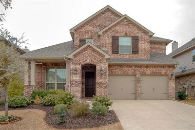 Argyle Single Family Home For Sale: 1609 Presley Way