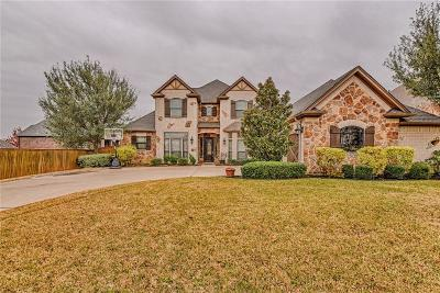 Mansfield Single Family Home For Sale: 3200 Wildpointe Court