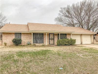 Forest Hill Single Family Home Active Contingent: 6924 Shenandoah Drive