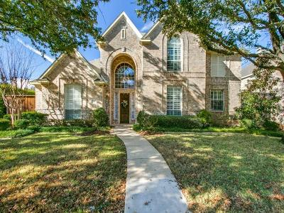 Coppell Single Family Home For Sale: 490 Copperstone Trail