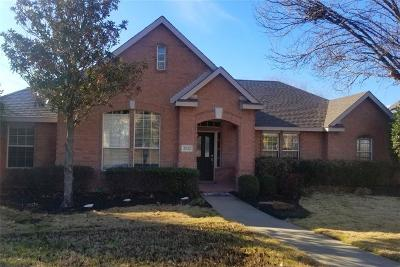 Keller Single Family Home For Sale: 2132 Crimson Lane