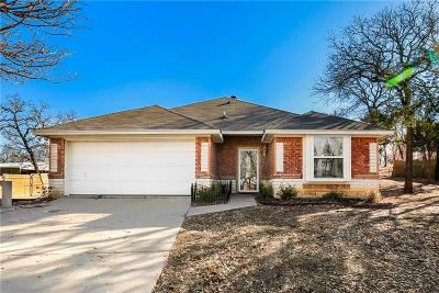 Burleson Single Family Home For Sale: 3300 Cross Timber Road