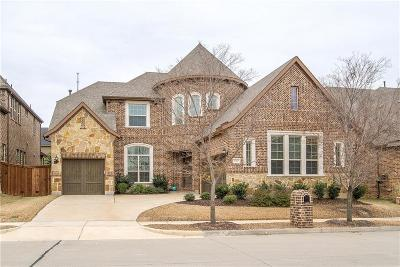 McKinney Single Family Home Active Option Contract: 7317 Nicolet Lane