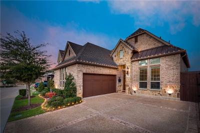 Lewisville Single Family Home For Sale: 409 Crown Of Gold Drive