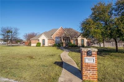 Aledo Single Family Home For Sale: 193 Deer Creek Drive