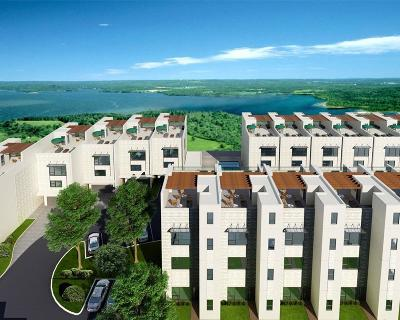 The Colony Townhouse For Sale: 4851 Westport Drive #1D