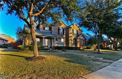 Irving Single Family Home For Sale: 7235 Native Oak Lane