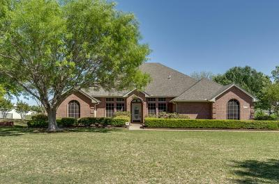 Haslet TX Single Family Home For Sale: $524,900