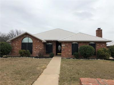 Stephenville Single Family Home For Sale: 2702 W Frey Street