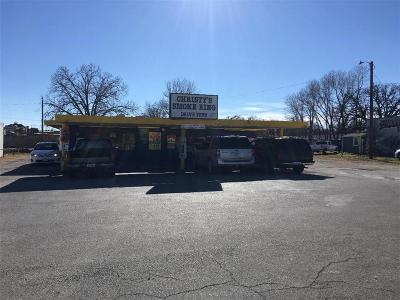 Weatherford Commercial For Sale: 1718 Fort Worth Highway