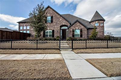 Plano Single Family Home Active Option Contract: 2521 Cultivator Court