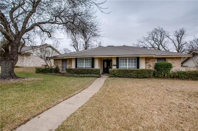 Richardson Single Family Home For Sale: 404 W Lookout Drive