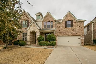Fort Worth Single Family Home For Sale: 12732 Travers Trail