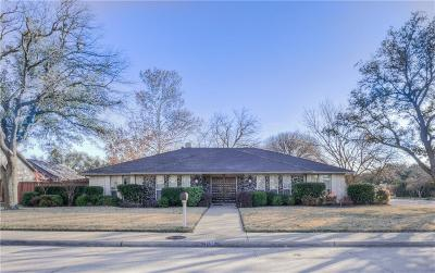 Single Family Home For Sale: 7108 Roundrock Road