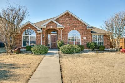 Frisco Single Family Home Active Option Contract: 9725 Golden Fountain Drive