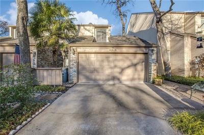 Townhouse Active Option Contract: 6345 Southpoint Drive