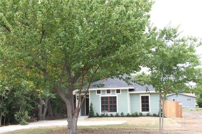 Waxahachie Single Family Home Active Contingent: 1101 Dr Martin Luther King Jr Boulevard