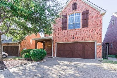 McKinney Single Family Home For Sale: 2300 Stone Creek Drive