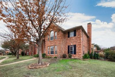 Coppell Single Family Home For Sale: 333 Island Bay Drive