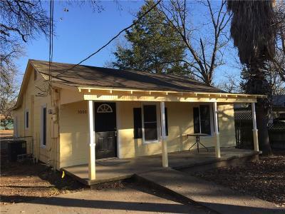 Single Family Home For Sale: 3000 Pueblo Trail