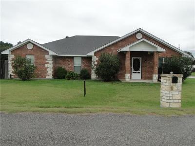Teague Single Family Home For Sale: 115 Carroll