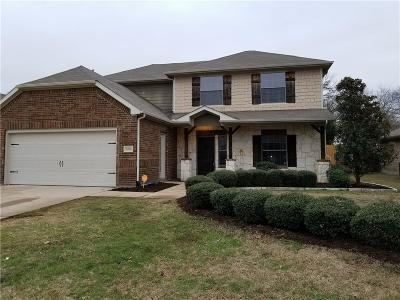 Seagoville Single Family Home Active Option Contract: 3008 Graystone Court