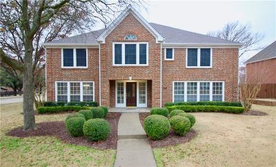 Collin County, Dallas County, Denton County, Kaufman County, Rockwall County, Tarrant County Single Family Home For Sale: 3201 Westbury Lane