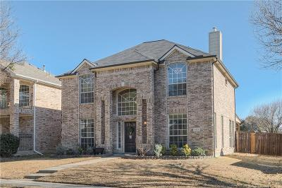 Carrollton Single Family Home Active Option Contract: 1929 Reddenson Court