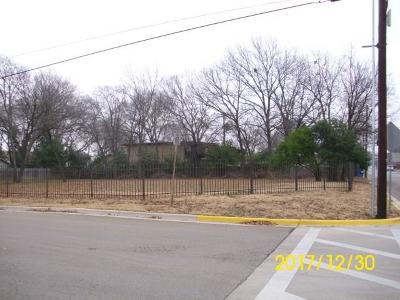 Weatherford Residential Lots & Land For Sale: 317 S Alamo Street