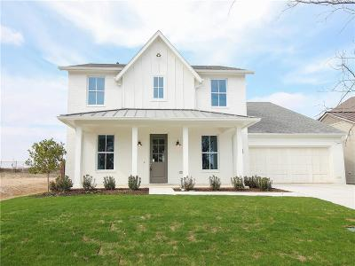 Aledo Single Family Home For Sale: 640 Lookout Point