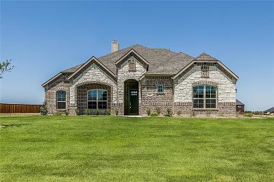 Midlothian Single Family Home For Sale: 820 Cross Creek Drive