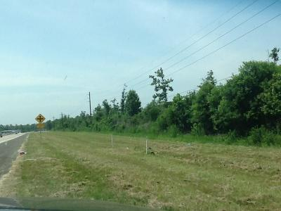 Liberty Commercial Lots & Land For Sale: Tr 103 Hwy 146 Bypass