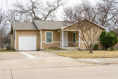 Mesquite Single Family Home For Sale: 518 Carver Street