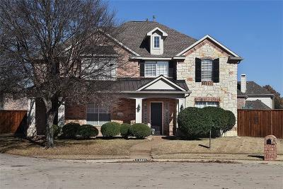 Frisco Single Family Home Active Option Contract: 3062 Barkwood Lane