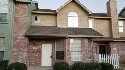 Garland Townhouse Active Option Contract: 3836 Pickett Place