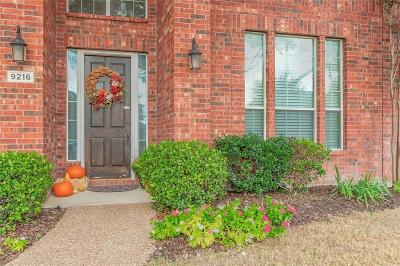 McKinney Single Family Home For Sale: 9216 Sterling Gate Drive