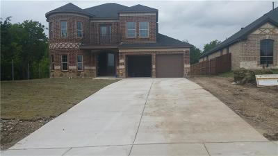 Dallas Single Family Home For Sale: 7581 Saddleridge Drive